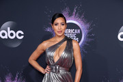 Julissa Bermudez attends the 2019 American Music Awards at Microsoft Theater on November 24, 2019 in Los Angeles, California.