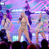 Halsey Photos - (L-R) Camila Cabello, Taylor Swift and Halsey perform onstage during the 2019 American Music Awards at Microsoft Theater on November 24, 2019 in Los Angeles, California. - 2019 American Music Awards - Fixed Show