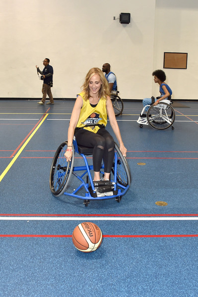 2019 Angel City Games Celebrity Wheelchair Basketball Game, Presented By The Hartford - 1 of 64