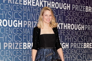 Marissa Mayer attends the 2019 Breakthrough Prize at NASA Ames Research Center on November 4, 2018 in Mountain View, California.