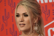 Carrie Underwood attends the 2019 CMT Music Awards at Bridgestone Arena on June 05, 2019 in Nashville, Tennessee.