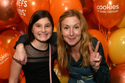 Christina Tosi (R) and guest attend the 2019 Chefs For Kids' Cancer at Metropolitan Pavilion Metro West  on March 12, 2019 in New York City.