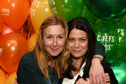 Christina Tosi and Gretchen Witt attend the 2019 Chefs For Kids' Cancer at Metropolitan Pavilion Metro West  on March 12, 2019 in New York City.