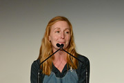 Christina Tosi speaks at the 2019 Chefs For Kids' Cancer at Metropolitan Pavilion Metro West  on March 12, 2019 in New York City.