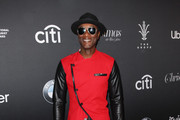 Aloe Blacc attends Christmas at The Grove: A Festive Tree Lighting at The Grove celebration on November 17, 2019 in Los Angeles, California.