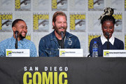 Ryan Hansen and Kirby Howell-Baptiste Photos Photo