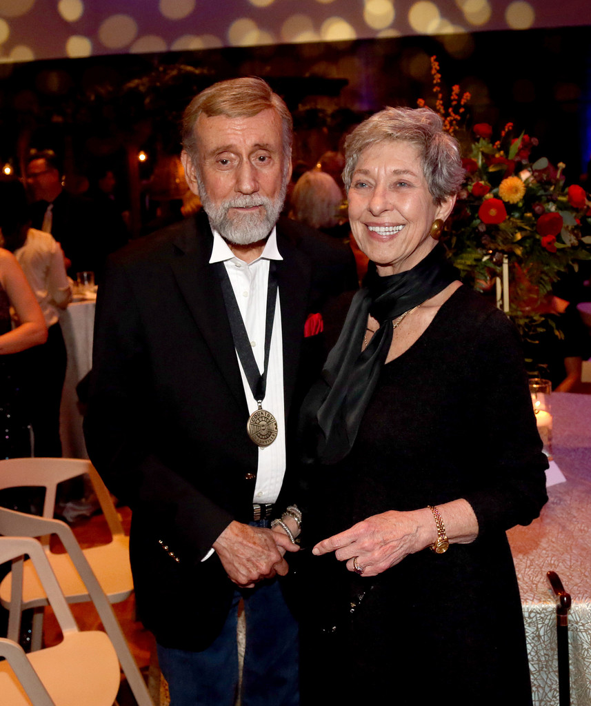 Ray Stevens with nice, Wife Penny Jackson