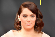 Rachel Bloom attends the 2019 Creative Arts Emmy Awards on September 14, 2019 in Los Angeles, California.