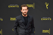Michael Angarano attends the 2019 Creative Arts Emmy Awards on September 15, 2019 in Los Angeles, California.