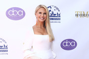 Christie Brinkley attends the 2019 Daytime Beauty Awards at The Taglyan Complex on September 20, 2019 in Los Angeles, California.