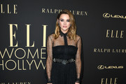 Hunter King attends ELLE Women In Hollywood at the Beverly Wilshire Four Seasons Hotel on October 14, 2019 in Beverly Hills, California.