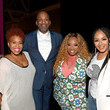 Donnie McClurkin and Tina Campbell Photos