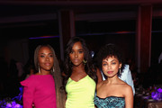 Logan Browning and Antoinette Robertson Photos Photo
