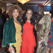 Robin Givens and Nyakim Gatwech