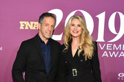 Kenneth Cole and Christie Brinkley attend 2019 FN Achievement Awards at IAC Building on December 03, 2019 in New York City.