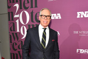 Tommy Hilfiger attends 2019 FN Achievement Awards at IAC Building on December 03, 2019 in New York City.
