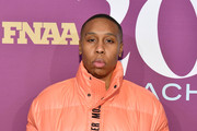 Lena Waithe attends 2019 FN Achievement Awards at IAC Building on December 03, 2019 in New York City.