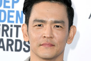 John Cho attends the 2019 Film Independent Spirit Awards on February 23, 2019 in Santa Monica, California.