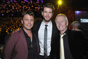 Liam Hemsworth and Luke Hemsworth Photos Photo