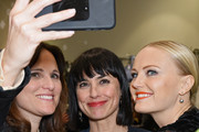 Constance Zimmer and Nicol Paone Photos Photo