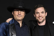 Robert Rodriguez Ed Skrein Photos Photo