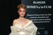 Sarah Jones attends the 2019 Glamour Women Of The Year Awards at Alice Tully Hall on November 11, 2019 in New York City.