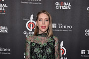 Katherine Ryan attends the 2019 Global Citizen Prize at the Royal Albert Hall on December 13, 2019 in London, England.