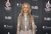 Lady Victoria Hervey attends the 2019 Global Citizen Prize at the Royal Albert Hall on December 13, 2019 in London, England.