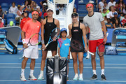 Angelique Kerber and Garbine Muguruza Photos Photo