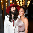 Salma Hayek and Alessandro Michele Photos