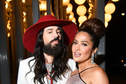 Salma Hayek and Alessandro Michele Photos Photo