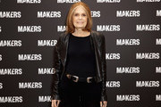 Gloria Steinem attends The 2019 MAKERS Conference at Monarch Beach Resort on February 6, 2019 in Dana Point, California.