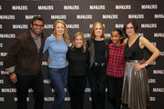 (L-R) CEO, Verizon Media Guru Gowrappan, Heidi Schreck, Founder & Executive Producer, MAKERS Dyllan McGee, Gloria Steinem, Rosdely Ciprian and General Manager, Yahoo Entertainment, Lifestyle & MAKERS Lori Bongiorno attend The 2019 MAKERS Conference at Monarch Beach Resort on February 6, 2019 in Dana Point, California.
