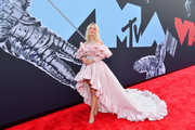 Zara Larsson attends the 2019 MTV Video Music Awards at Prudential Center on August 26, 2019 in Newark, New Jersey.