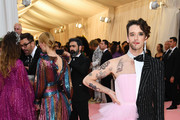 Michael Urie attend The 2019 Met Gala Celebrating Camp: Notes on Fashion at Metropolitan Museum of Art on May 06, 2019 in New York City.
