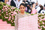 Liza Koshy attends The 2019 Met Gala Celebrating Camp: Notes on Fashion at Metropolitan Museum of Art on May 06, 2019 in New York City.
