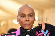 RuPaul attends The 2019 Met Gala Celebrating Camp: Notes on Fashion at Metropolitan Museum of Art on May 06, 2019 in New York City.
