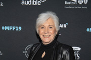 Olympia Dukakis arrives at the 2019 Montclair Film Festival on May 4, 2019 in Montclair, New Jersey.