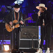Willie Nelson and Brandi Carlile Photos