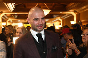 Mark Giordano of the Calgary Flames arrives at the 2019 NHL Awards at the Mandalay Bay Events Center on June 19, 2019 in Las Vegas, Nevada.