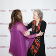 Margaret Atwood and Ann Dowd Photos