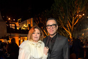 Natasha Lyonne and Fred Armisen attend the 2019 Netflix Creative Arts Emmy After Party at Hotel Figueroa on September 15, 2019 in Los Angeles, California.