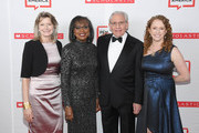 Jennifer Egan, Dr. Anita Hill, Bob Woodward and Suzanne Nossel attend the 2019 PEN America Literary Gala  at American Museum of Natural History on May 21, 2019 in New York City.