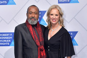 Ben Vereen and Robert F. Kennedy Human Rights President Kerry Kennedy attend the 2019 Robert F. Kennedy Human Rights Ripple Of Hope Awards on December 12, 2018 in New York City.