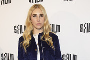 """Zosia Mamet attends the premiere of """"Armistead Maupin's Tales Of The City"""" at the Castro Theatre on April 10, 2019 in San Francisco, California."""