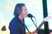 Jackson Browne performs onstage at 2019 SeaChange Summer Party benefitting Oceana held on September 07, 2019 in Laguna Beach, California.