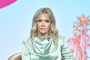 Jennie Garth of BH 90210 speaks during the Fox segment of the 2019 Summer TCA Press Tour at The Beverly Hilton Hotel on August 7, 2019 in Beverly Hills, California.