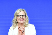 Amy Poehler of Duncanville speaks during the Fox segment of the 2019 Summer TCA Press Tour at The Beverly Hilton Hotel on August 7, 2019 in Beverly Hills, California.