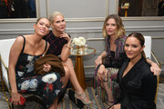 (L-R) Jordan Foster, Amy Foster, Erin Foster and Katharine McPhee attend the 2019 Toronto International Film Festival TIFF Tribute Gala at The Fairmont Royal York Hotel on September 09, 2019 in Toronto, Canada.