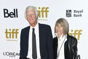 (L-R) Roger Deakins and Isabella James Purefoy Ellis attend the 2019 Toronto International Film Festival TIFF Tribute Gala at The Fairmont Royal York Hotel on September 09, 2019 in Toronto, Canada.